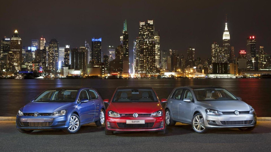 Volkswagen Golf / GTI VII presented in New York