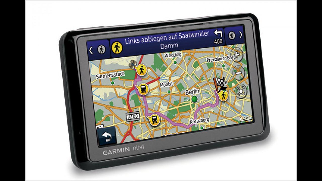 Garmin CityXplorer-Karten