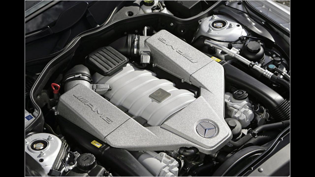 Bester Motor mit mehr als 4,0 Liter Hubraum