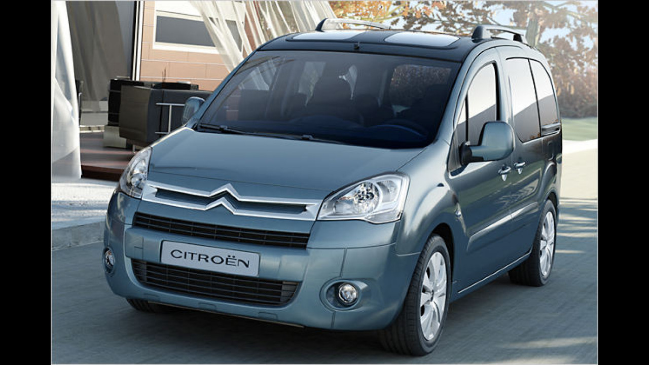 Neuer Citroën Berlingo