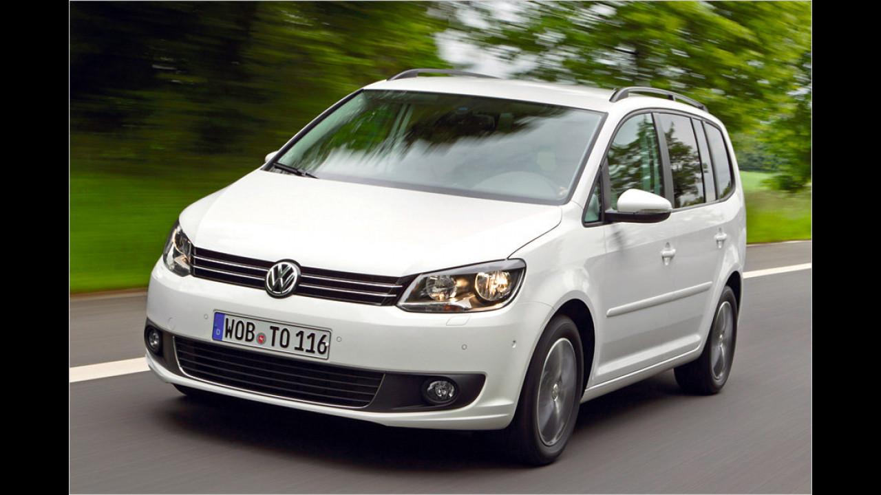 VW Touran 1.6 TDI BlueMotion Technology DSG