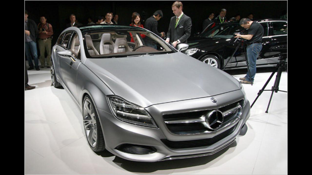 Mercedes Shooting Break