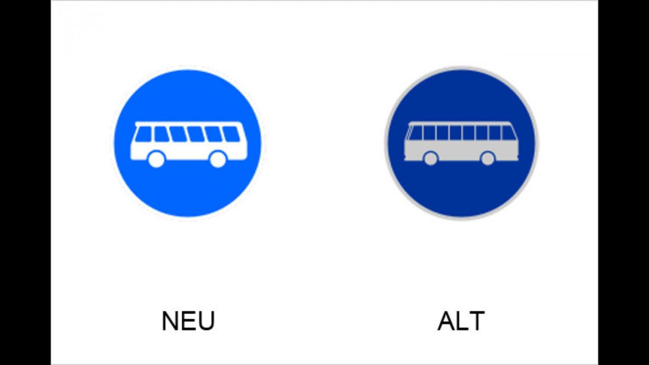 Linienomnibusse