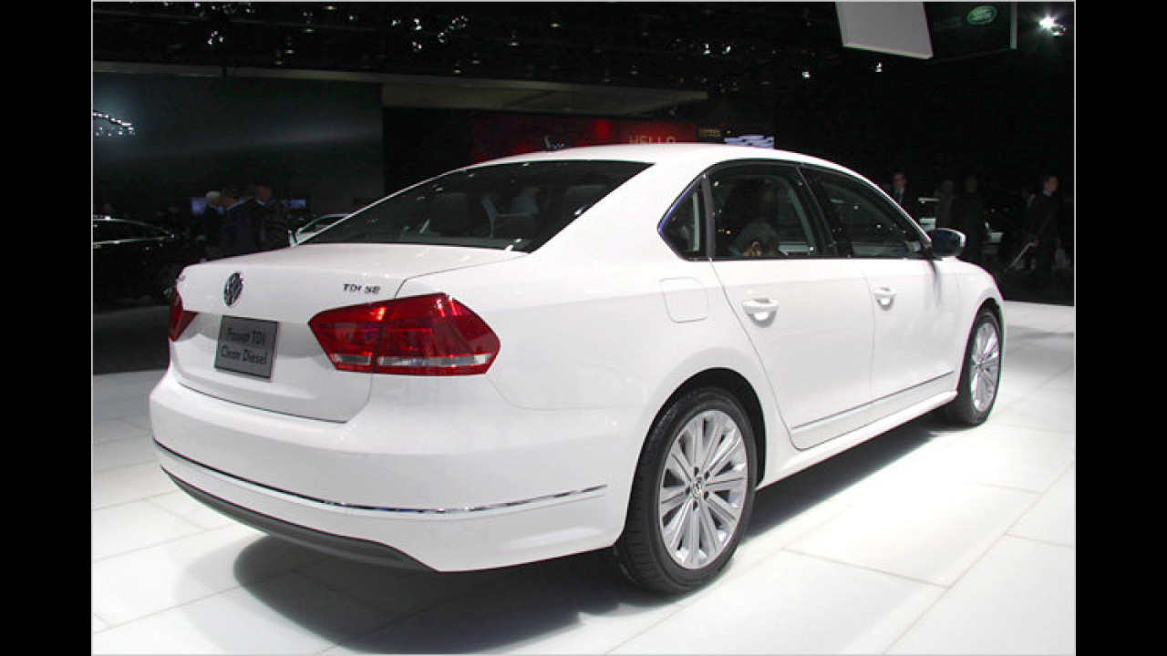 VW Passat USA-Version