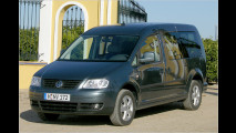 VW Caddy Maxi Life