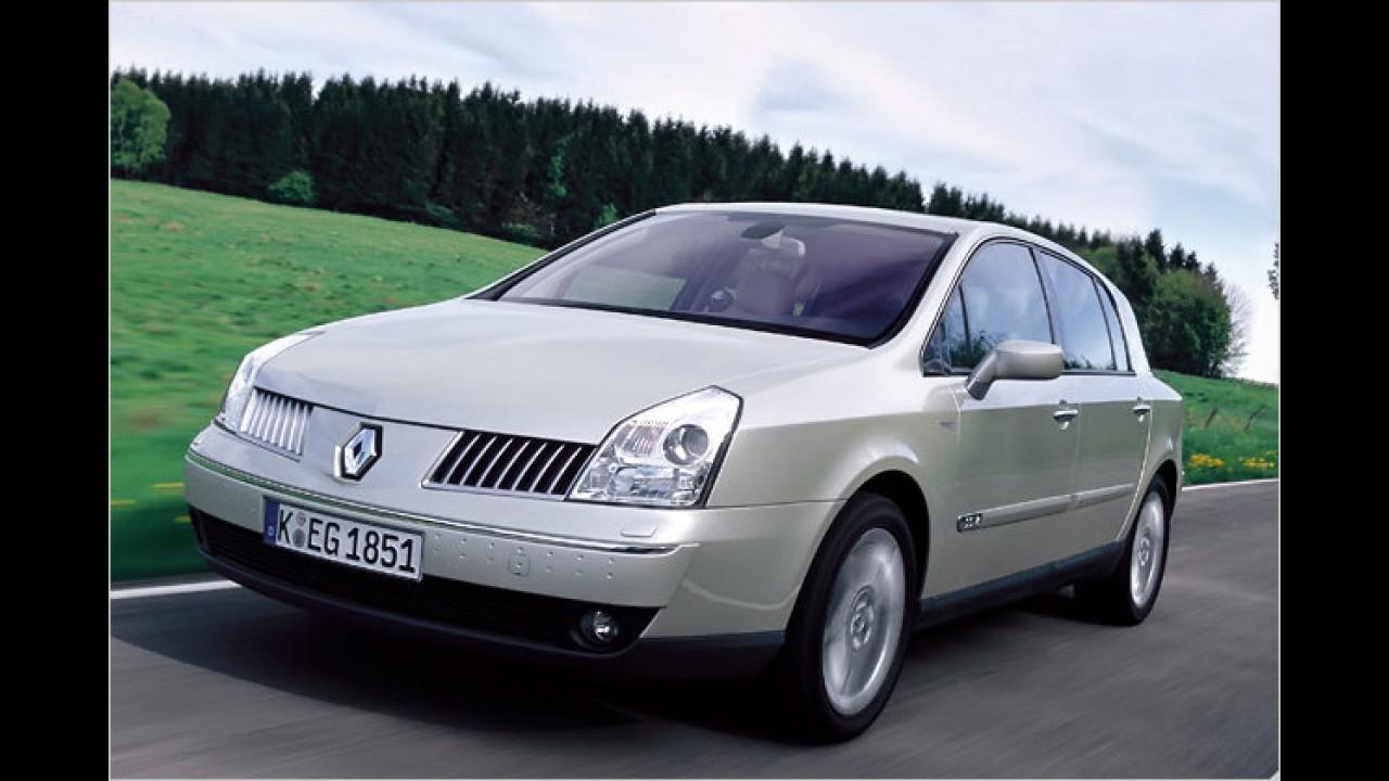 4. Renault Vel Satis (2002)