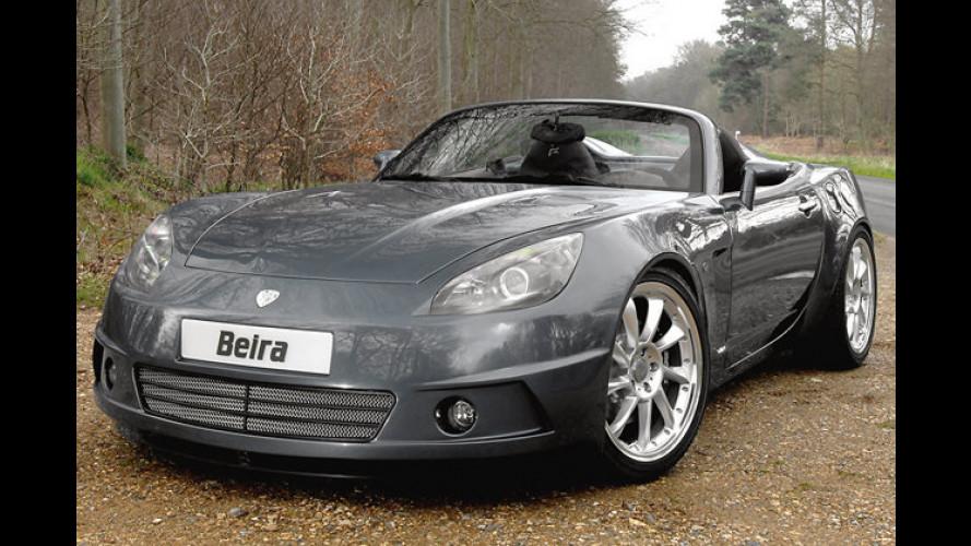 Breckland Beira: Die Briten blasen zum Sportwagen-Angriff