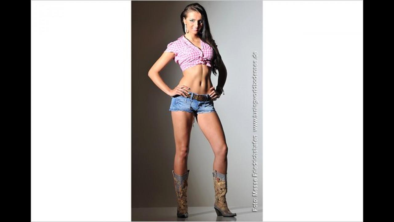 Cowgirl aus dem Ruhrpott: Sandra aus Dortmund
