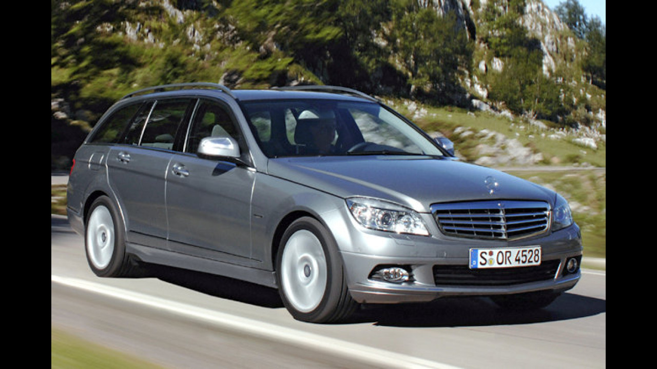 Mercedes C 220 CDI BlueEffiency T-Modell Classic