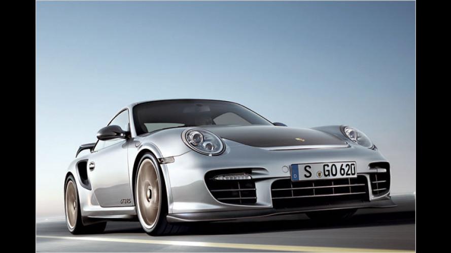Porsche 911 GT2 RS: Stärkster Straßen-Porsche aller Zeiten