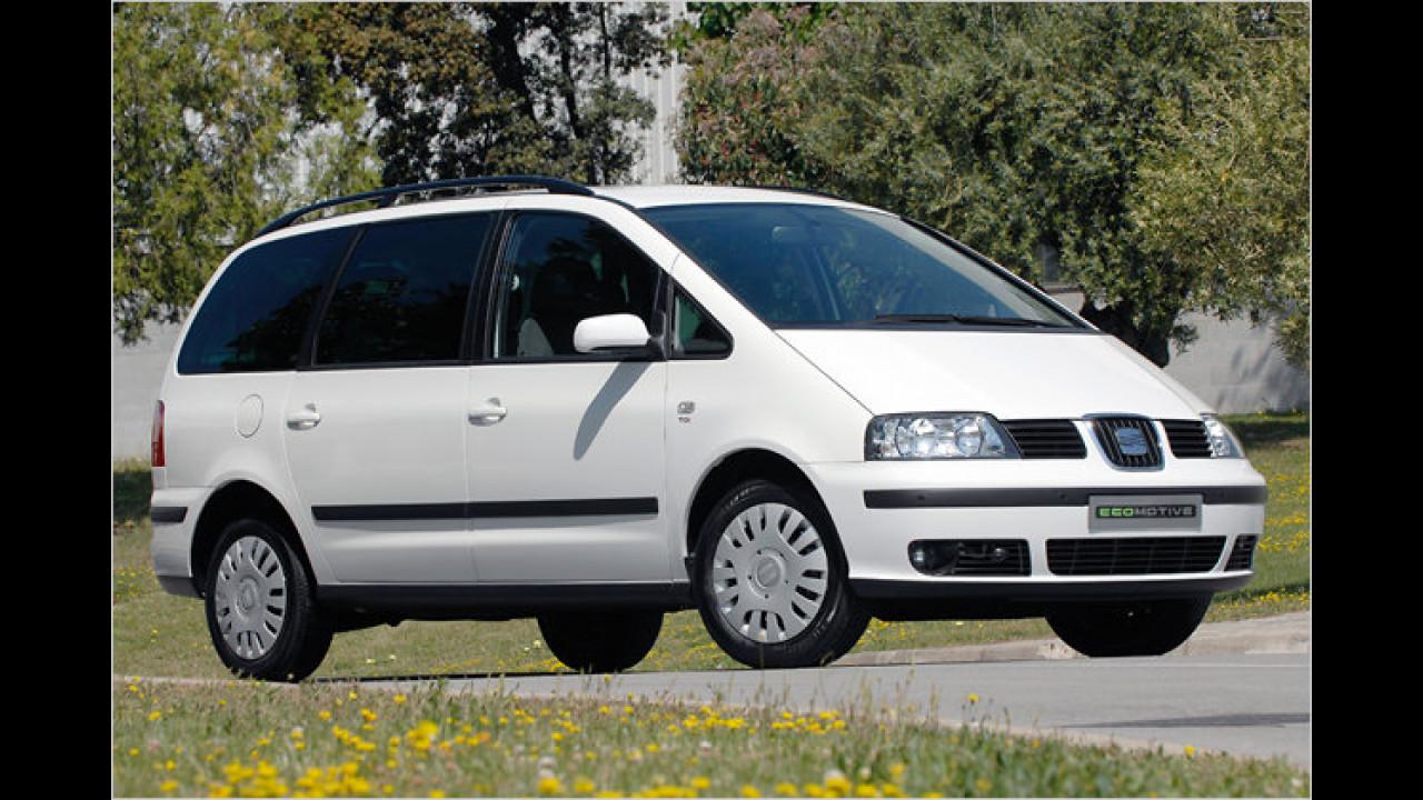Seat Alhambra Ecomotive DPF