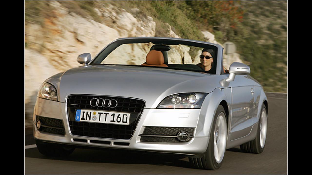 Audi TT Roadster 2.0 TDI quattro DPF
