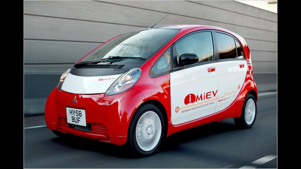 Kategorie 2: Elektro- und Hybridantrieb