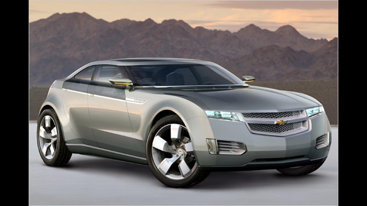 So fährt GM in die Zukunft