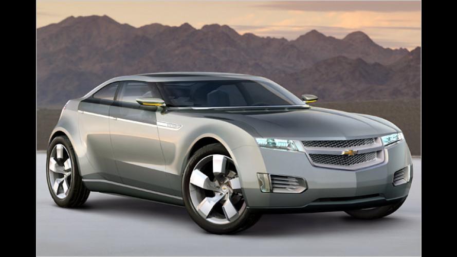 Von der Gegenwart in die Zukunft: Neue Antriebe von GM