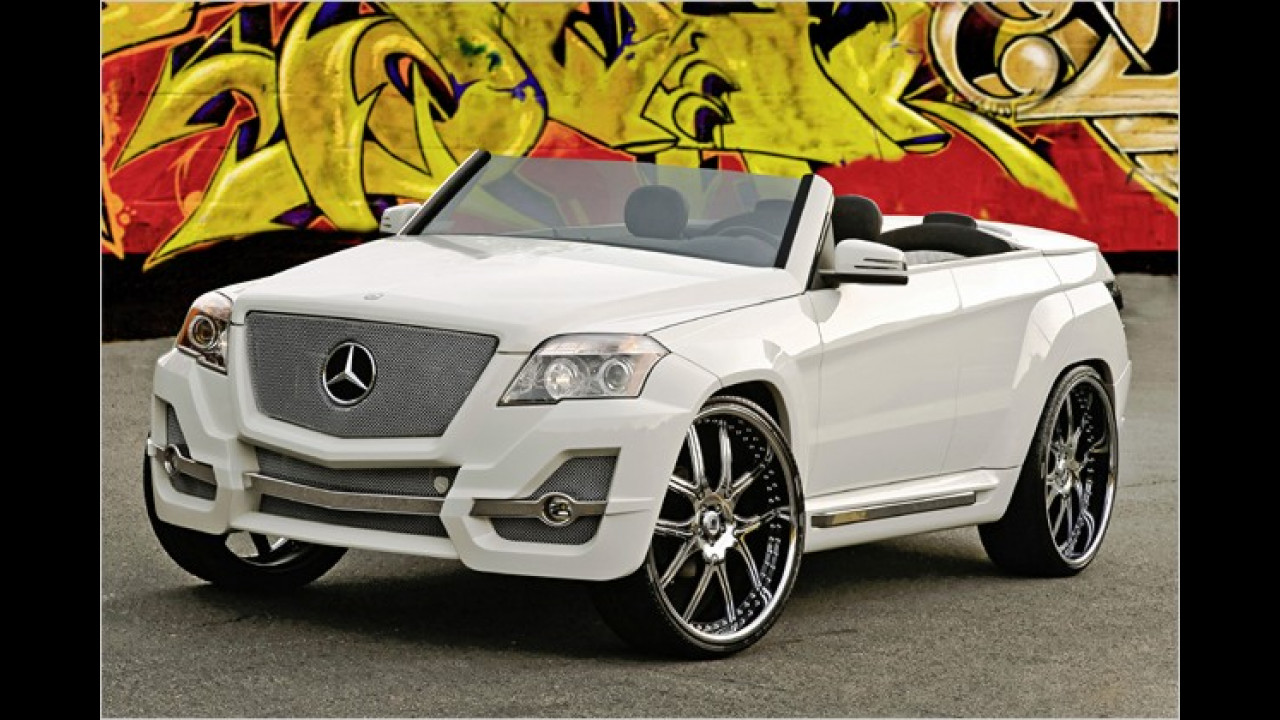 GLK Urban Whip von Boulevard Customs