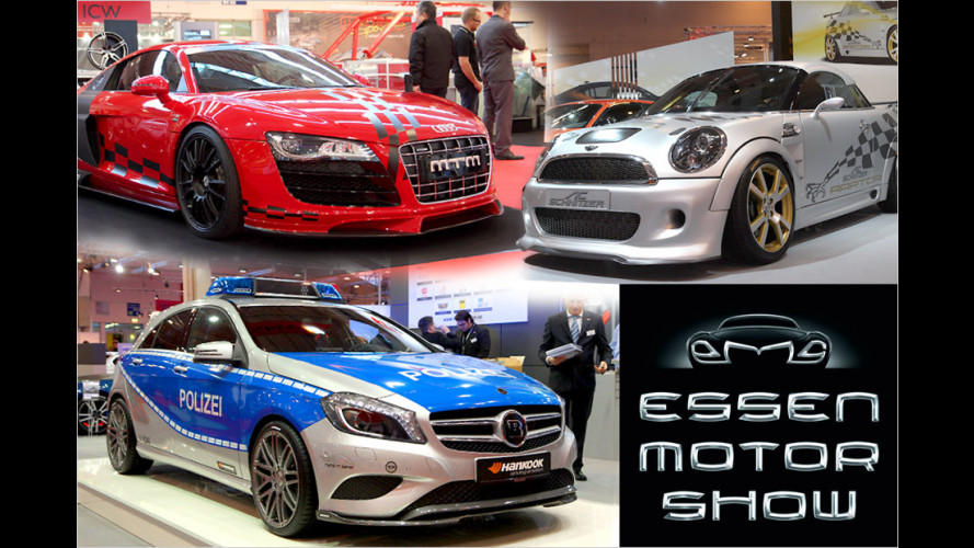 Essen Motor Show 2012: Tuning total
