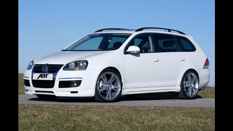 VW Golf Variant: Abt macht aus dem Kombi ein starkes Mobil