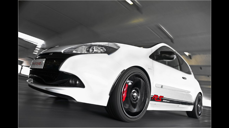 Noch knackiger: Renault Clio RS von MR Car Design