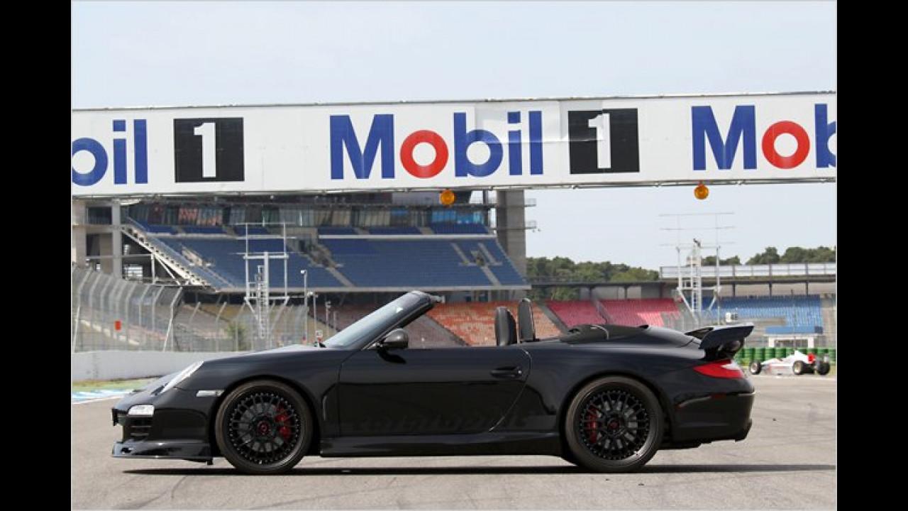 Cargraphic Porsche 997 S Cabrio
