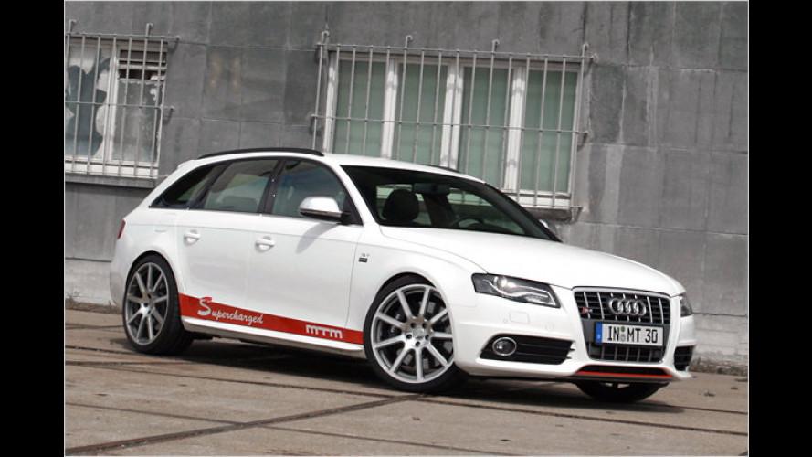 MTM holt noch mehr raus: Kraftkur für den Super-Audi