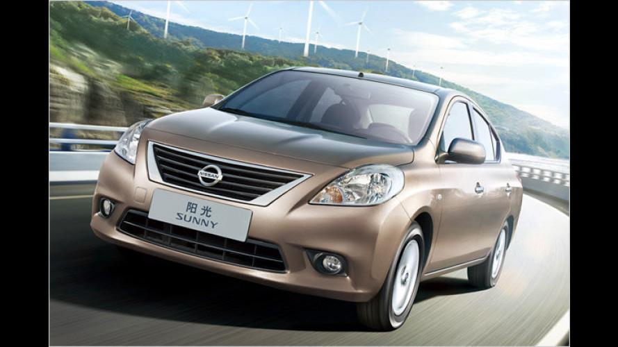 Nissans frischer Billig-Schocker
