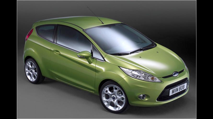 Weltpremiere in Genf: Ford zeigt neue Generation des Fiesta