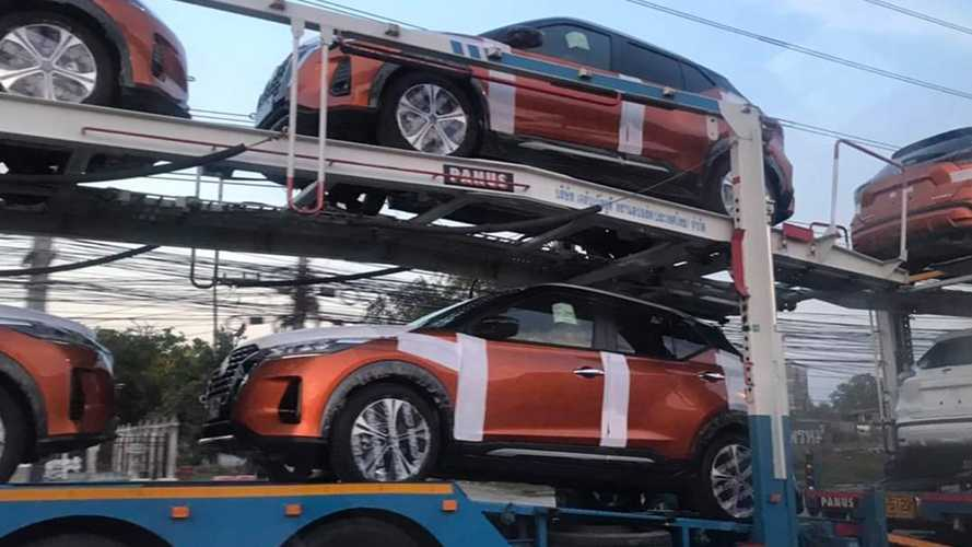 Flagra: Novo Nissan Kicks 2021 aparece sem camuflagem