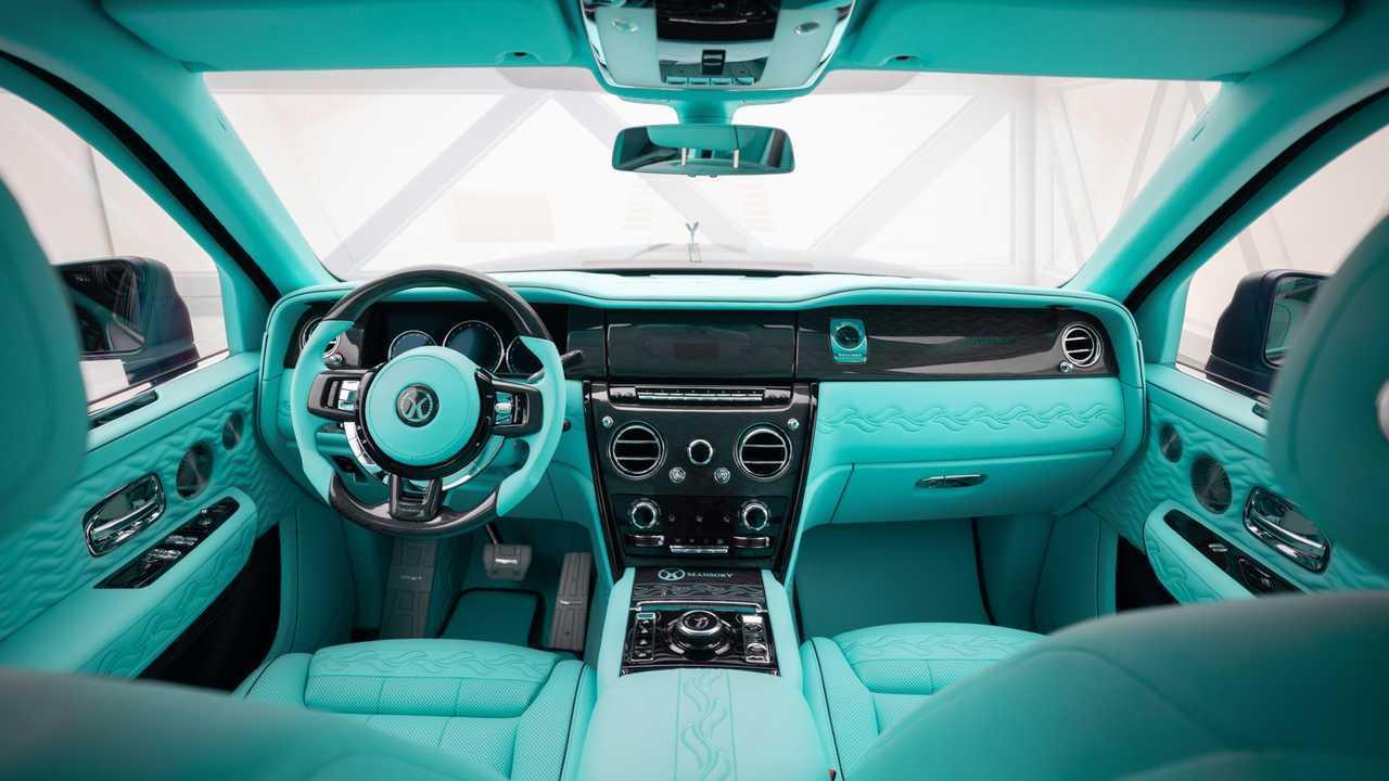 Mansory Rolls-Royce Cullinan Coastline