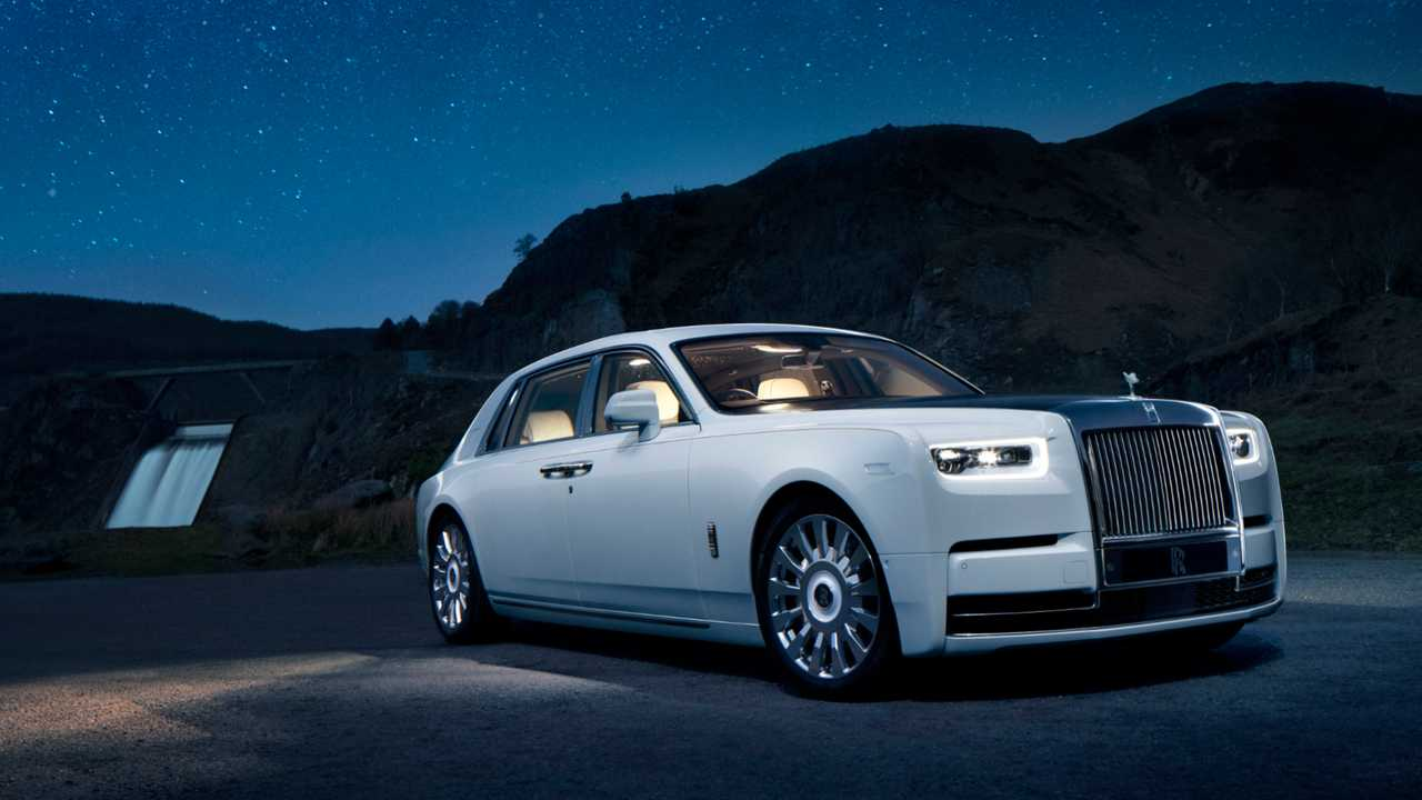 Rolls-Royce Phantom Tranquility Collection