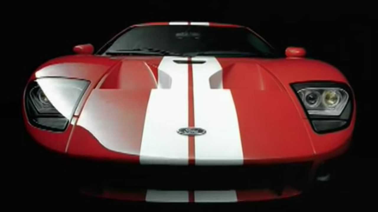 Ford GT The One Commercial Was Amazing