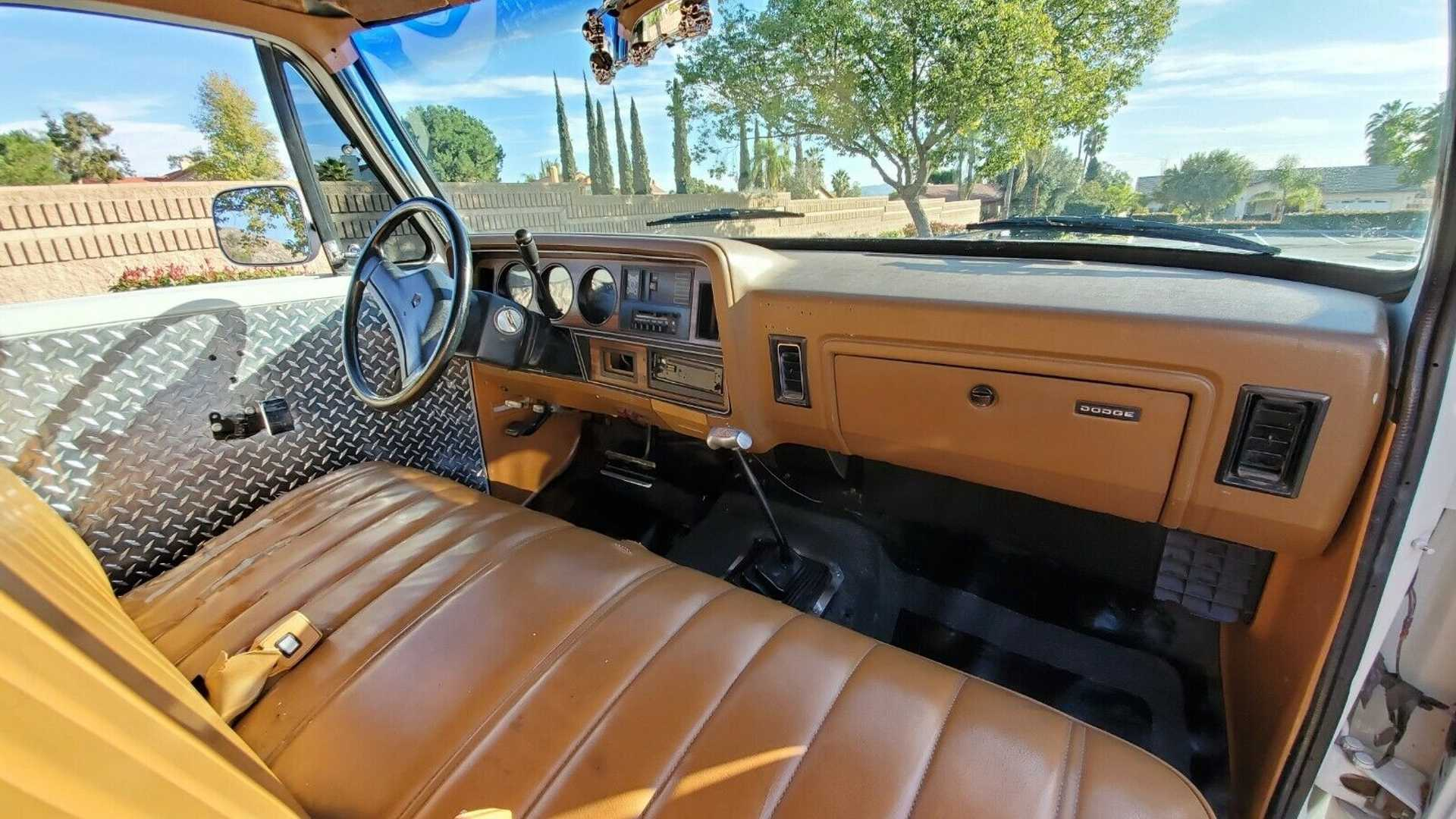 "[""eBay Find: Sit Above The Rest In A 1992 Dodge Power Ram 150""]"