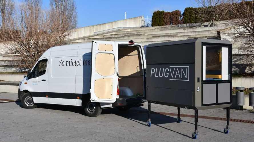 PlugVan macht den Kastenwagen zum Wohnmobil