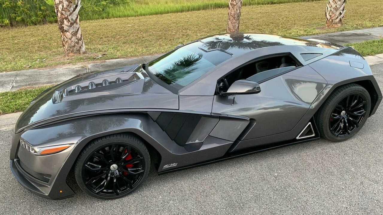 Custom Corvette Slash