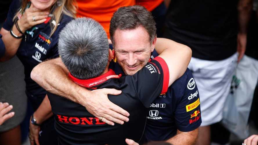 Formula 1, Honda fissa gli obiettivi con Red Bull