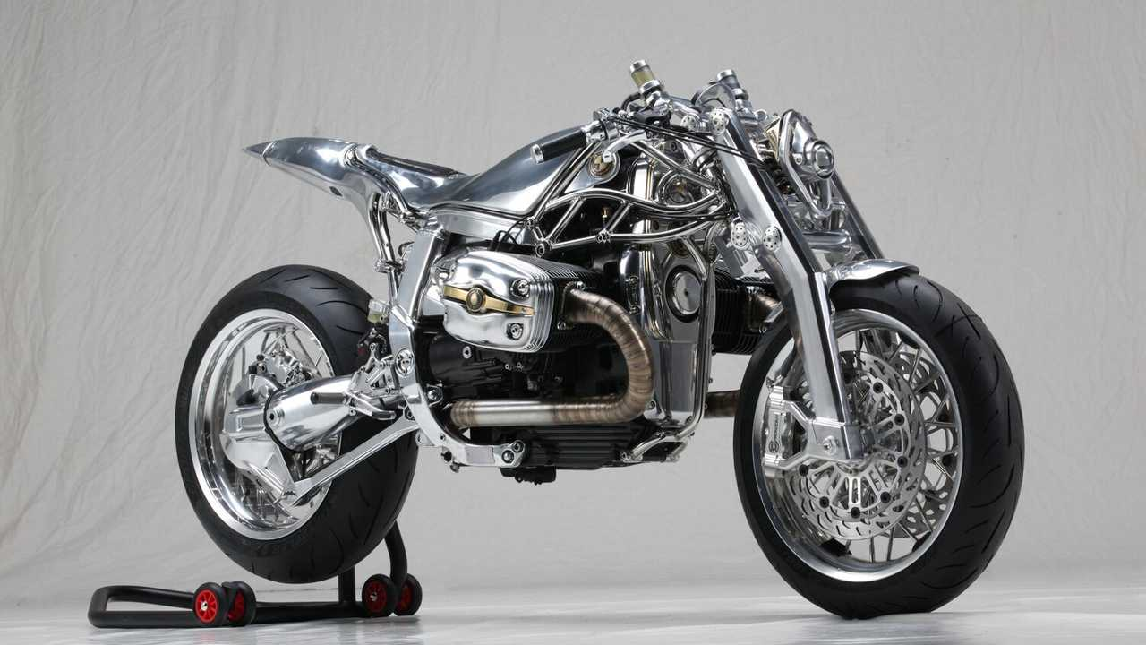 Project BMW R1100S