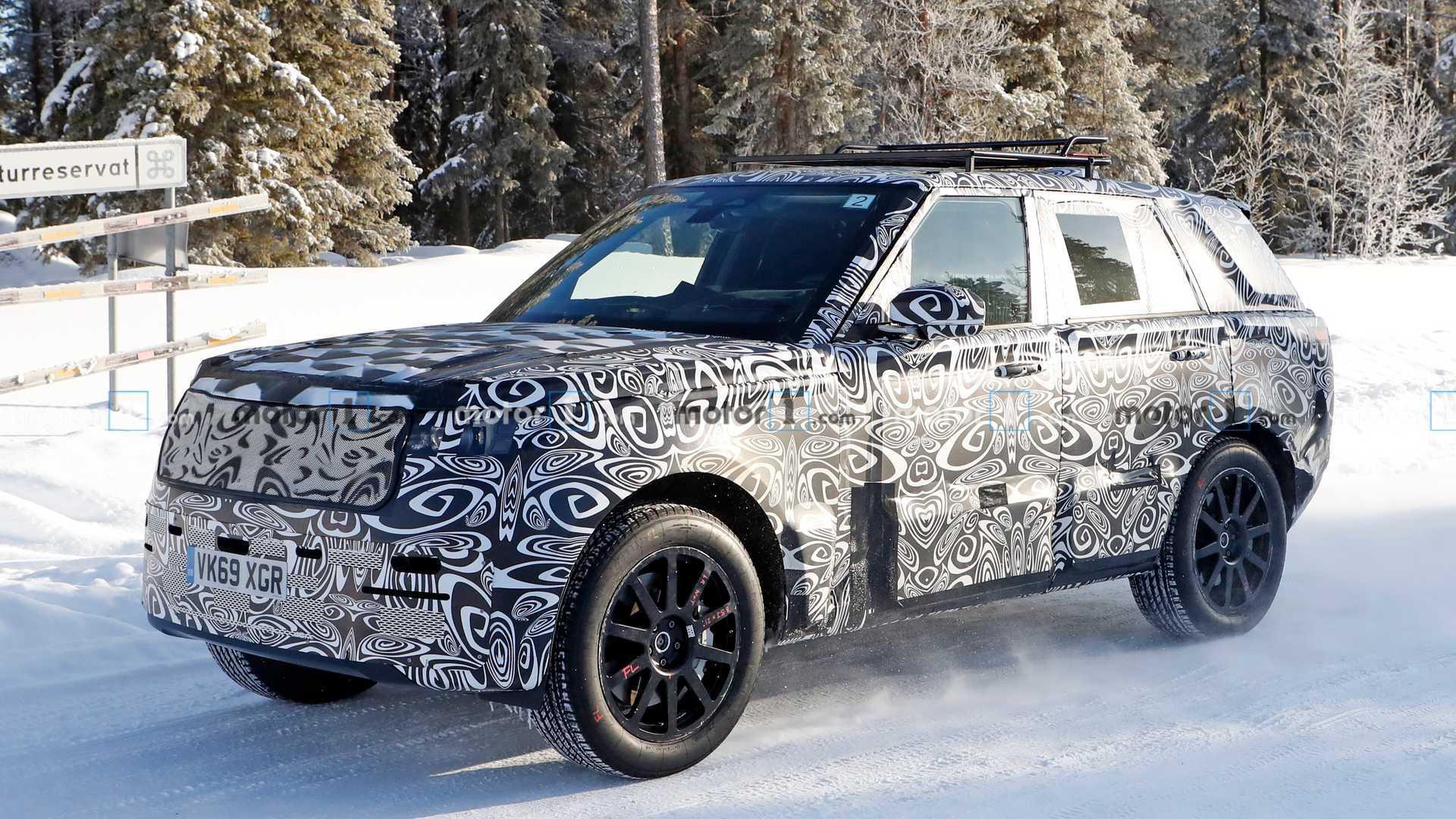 2021 Range Rover Sport 20