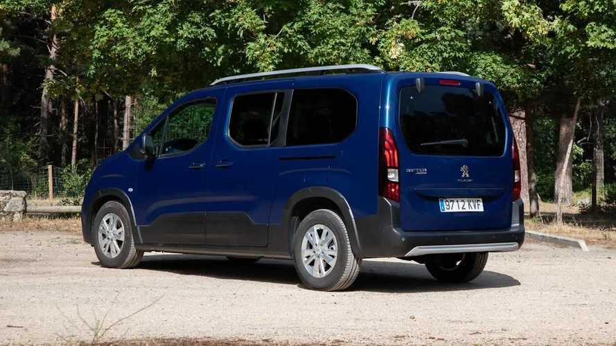 Prueba Peugeot Rifter by Tinkervan 2020