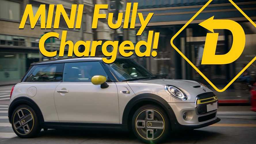 MINI Cooper SE Might Be Perfect If You Can Live With Its Low Range
