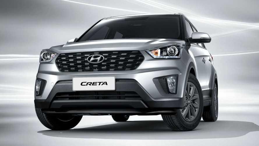 Hyundai Creta recebe últimos retoques antes da nova geração na Rússia