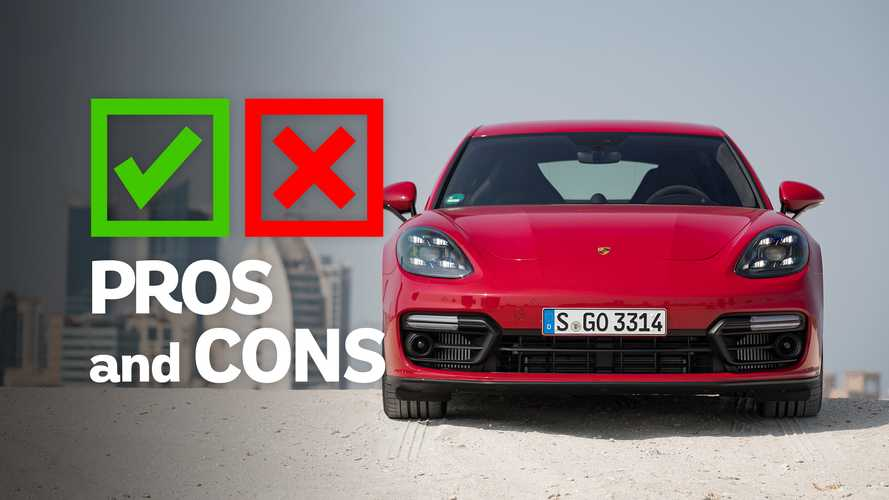 2019 Porsche Panamera GTS: Pros And Cons