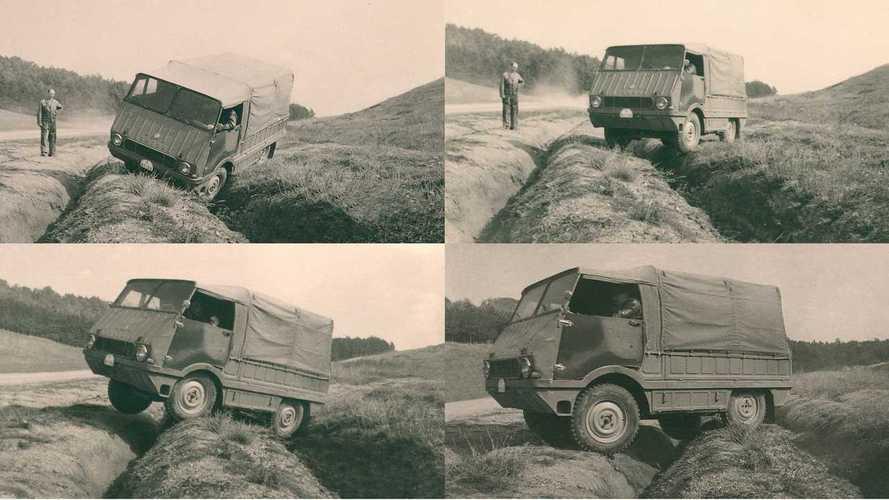 «Агромобиль»: посмотрите на самый загадочный внедорожник Skoda