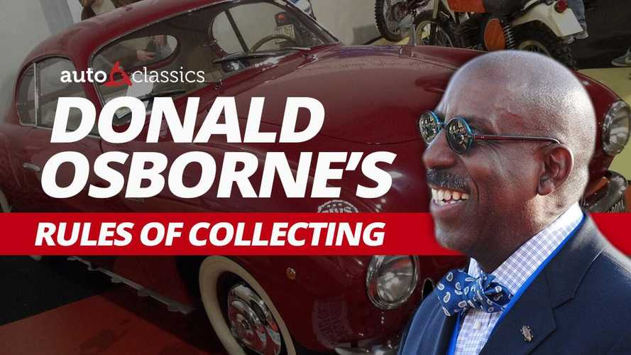 Donald Osborne's Rules of Collecting: buy the right classic car!