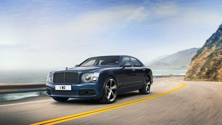 Bentley Mulsanne 6.75 Edition от Mulliner