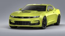 Chevy Accidentally Reveals 2020 Camaro Shock and Steel Edition?