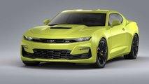 Chevrolet 2020 Camaro Shock ve Steel Versiyonları