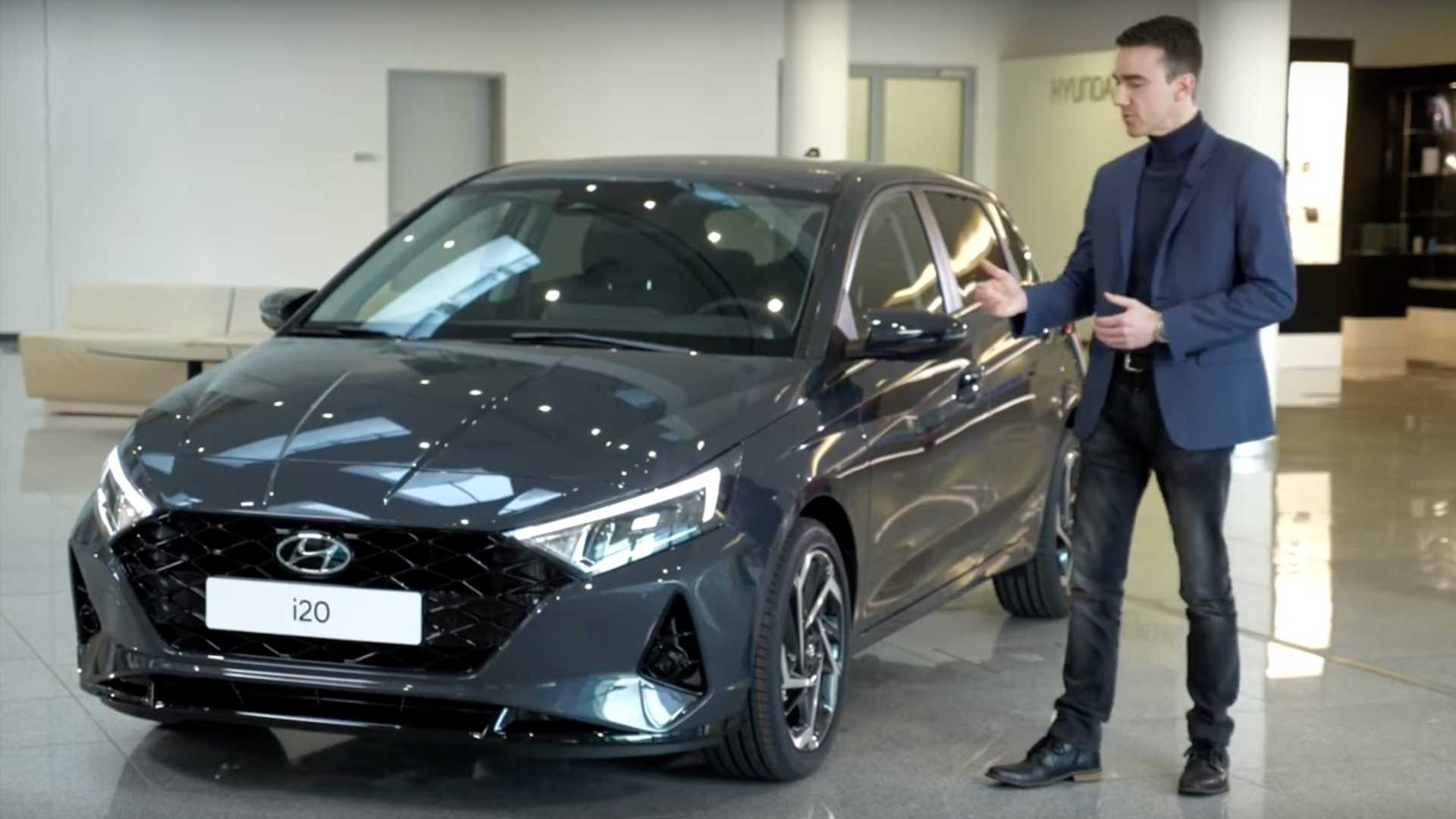 2021 Hyundai I20 Price and Release date