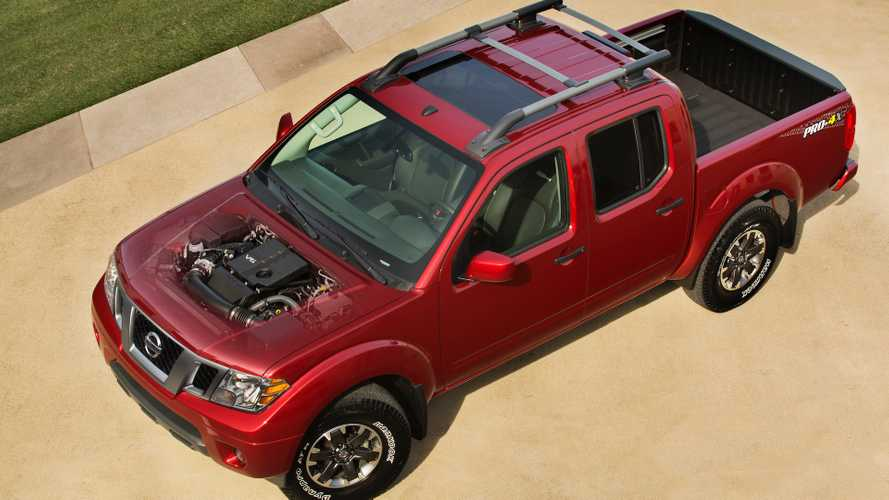 2020 Nissan Frontier Price Jumps $7,500 With Loss Of Four-Cylinder