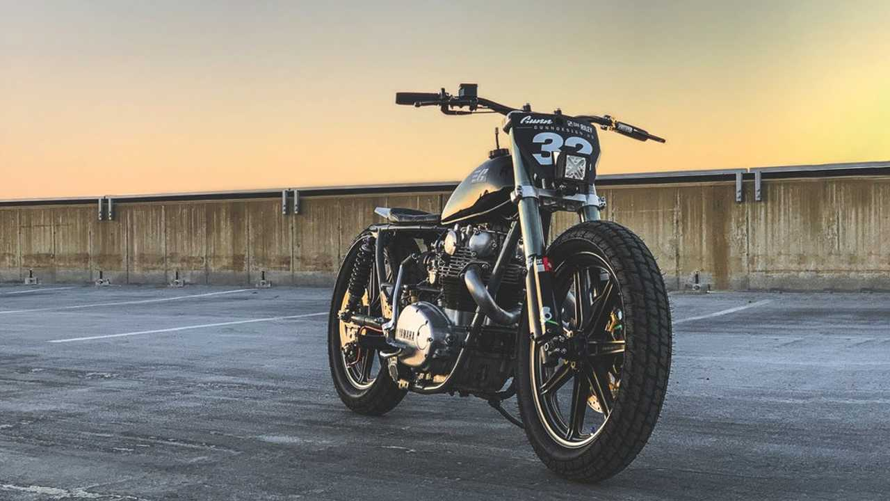 Gunn Designs XS650 Street Trakker