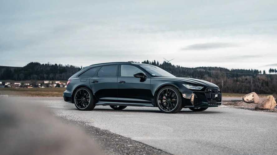 2020 Audi RS6 Avant By ABT